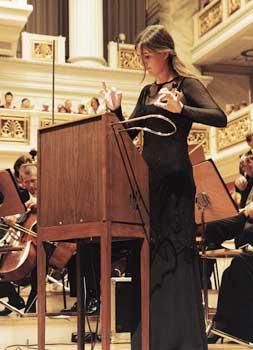 Carolina Eyck Konzerthaus