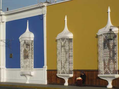 Colonial Houses Trujillo