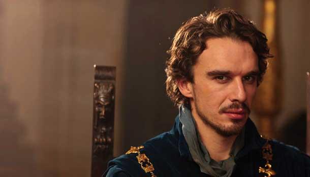 On set of Henry V