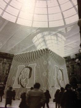 Galleria Carlo Alberto. Milan.