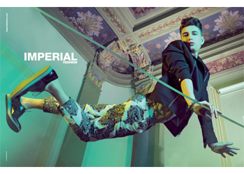 Imperial Fashion for men