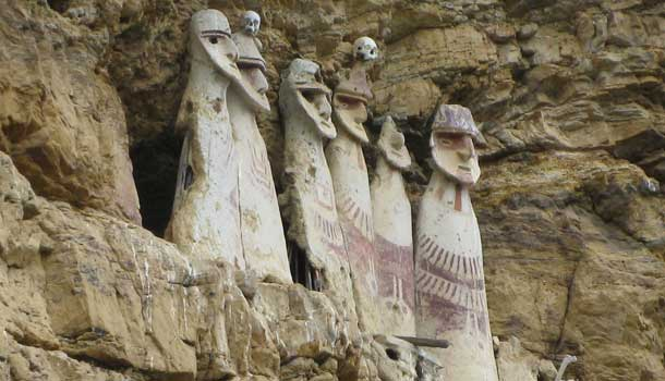 Karajia Rock Tombs
