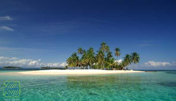 Guna Yala island