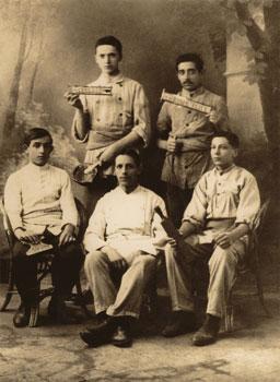 Bauli master bakers