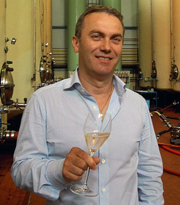 Gabriele Cescon.  Director of Cantine Maschio