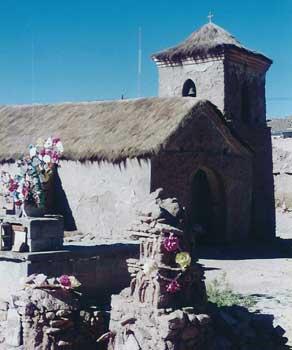 Humahuaca: Holy site
