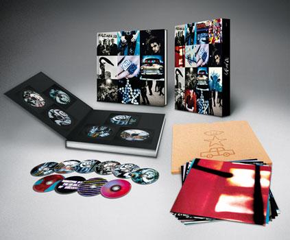 U2 Achtung Baby Super Deluxe packshot  hi crop