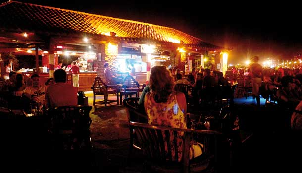 Nightlife in Cartagena