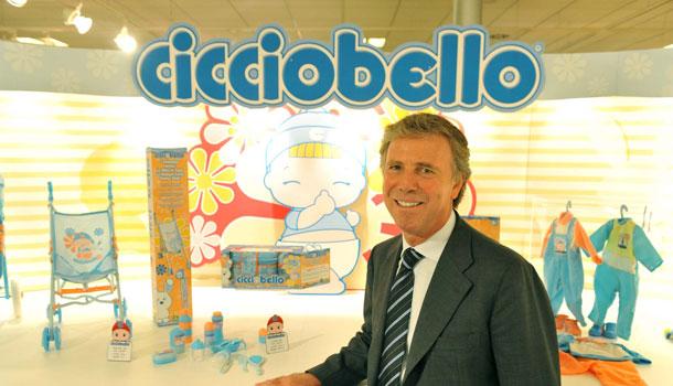 Enrico Preziosi Chairman Preziosi Group