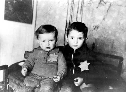 Jewish Children, Vilnius Ghetto