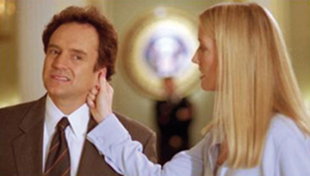"""Josh and Donna -  """"The West Wing"""" series"""