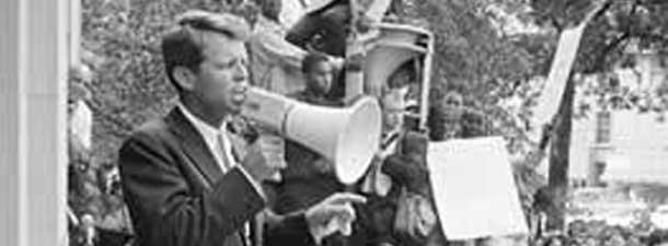 Robert J Kennedy speech given at The University of Kansas.