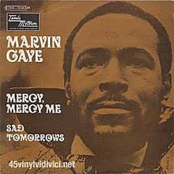 Marvin Gaye - Mercy, Mercy Me