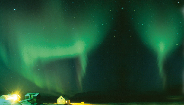 Finnmark - Northern Lights