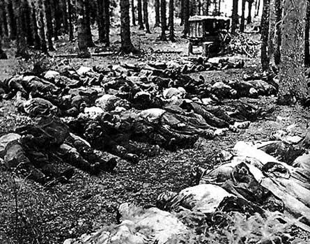 Ponary massacre 1943